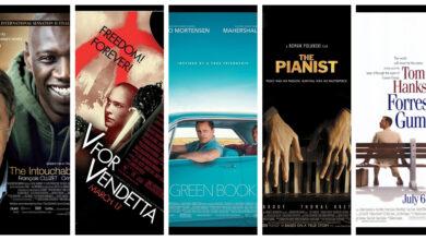 5 ταινίες που μπορούν να σε κάνουν καλύτερο άνθρωπο